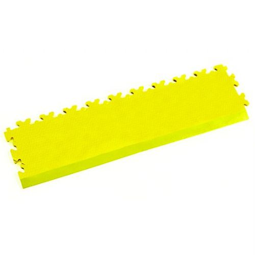 Yellow Snakeskin - Interlocking Tile Edging